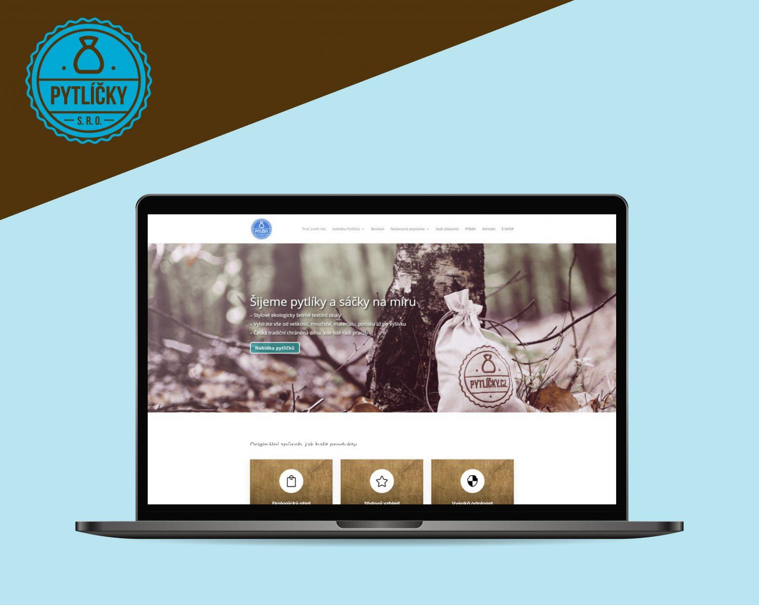 Webové stránky Pytlíčky