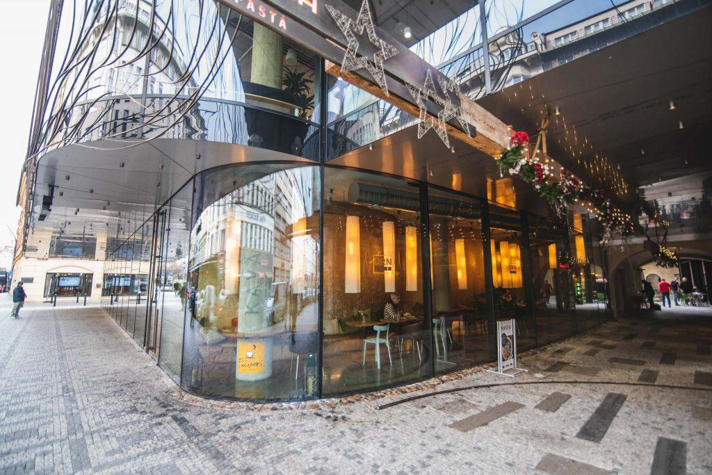 DRN café Praha