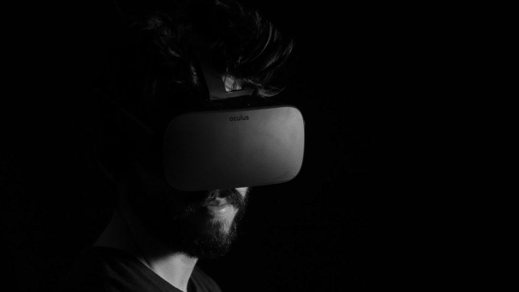 Prezentace virtuální realita